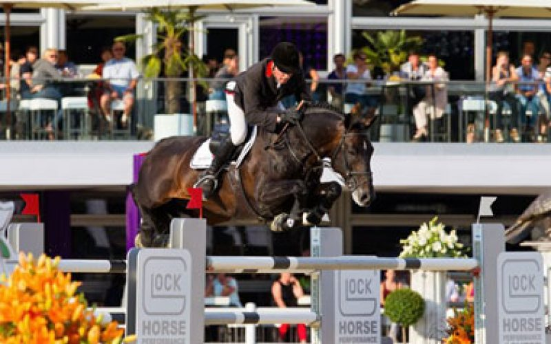 All paths lead to the GLOCK HORSE PERFORMANCE CENTER – Equestrian stars at the CSI5*