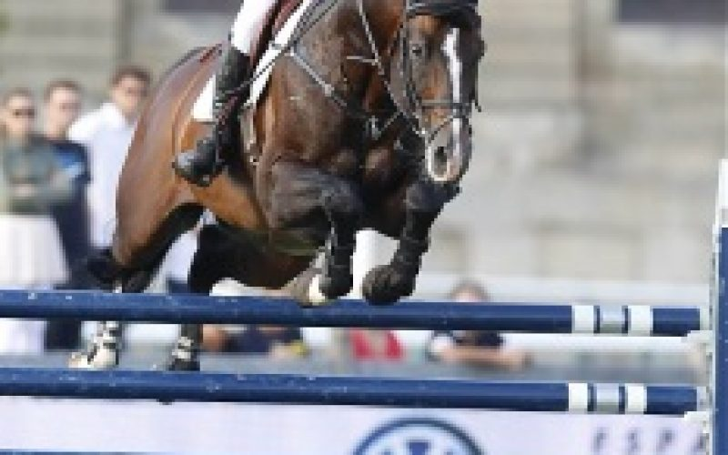 Double Swedish victory in Chantilly