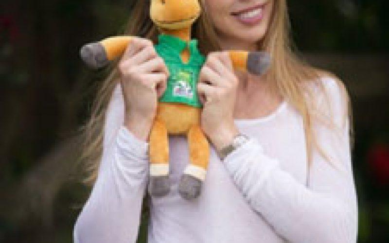 Hannah Selleck JustWorld International's Ambassador Representative of the Alltech FEI World Equestrian Games™ 2014 in Normandy