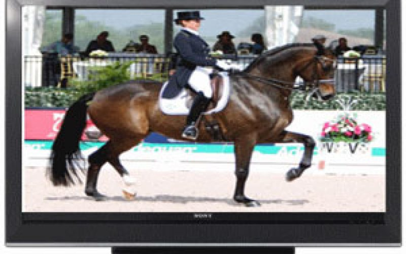 World Dressage Masters no Eurosport