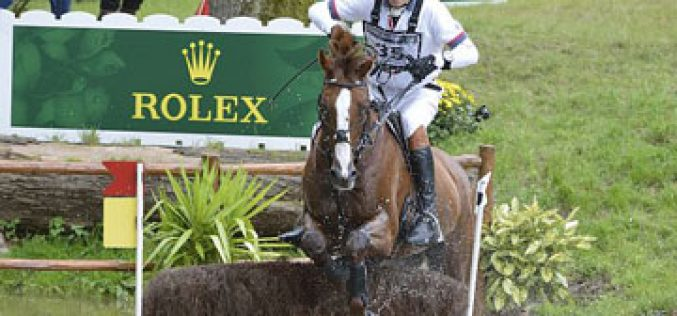 JEM 2014: William Fox-Pitt recupera a liderança (VÍDEO)