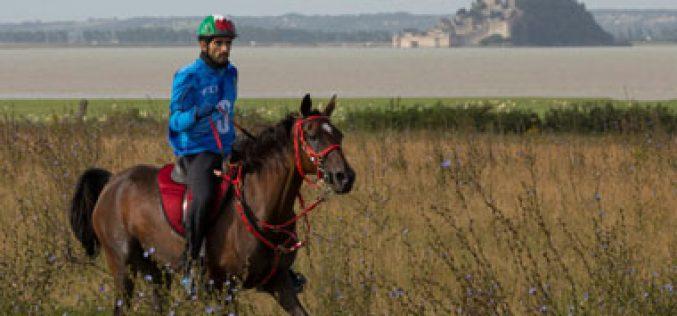 WEG 2014: Yamamah flies to gold for Sheikh Hamdan