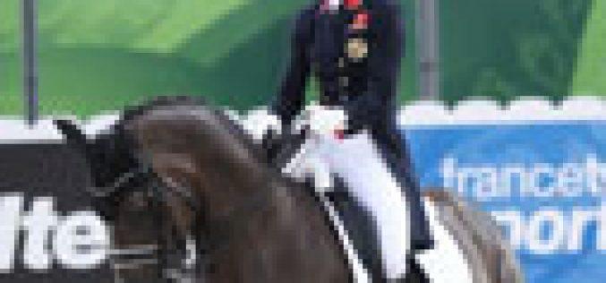 JEM 2014: Charlotte Dujardin ganha o Grande Prémio