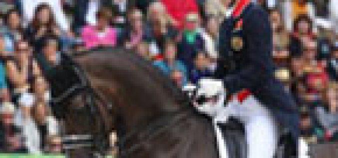 JEM 2014: Charlotte Dujardin conquista ouro no G.P. Especial