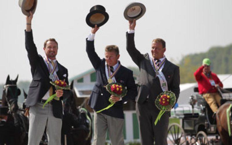 JEM 2014:Boyd Exell revalida título de Campeão do Mundo