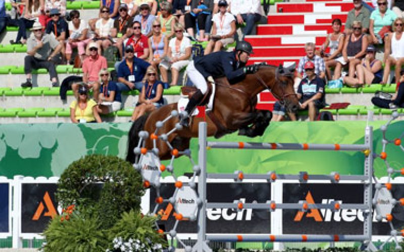 "JEM 2014: Holanda no comando provisório; Patrice Delaveau na ""pole position"""