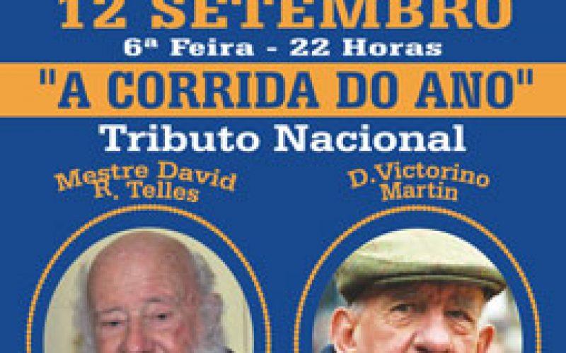 Coruche capital da Tauromaquia na próxima sexta-feira