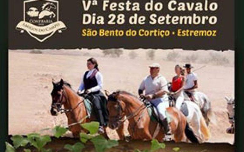 V Festa do Cavalo em São Bento do Cortiço