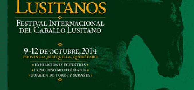 Festival Internacional do Cavalo Lusitano no México