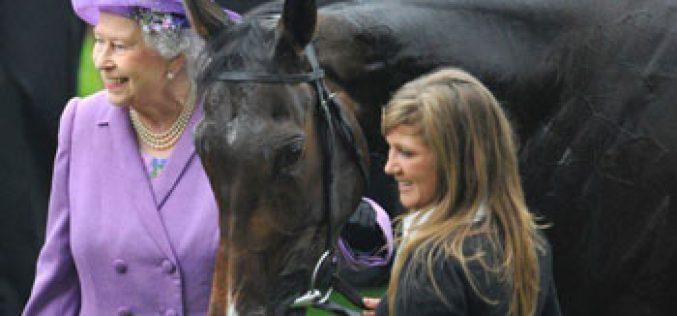 Égua da Rainha Elizabeth II desclassificada por doping
