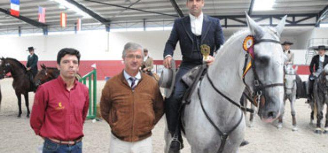Equitação de Trabalho estreou-se no CEIA