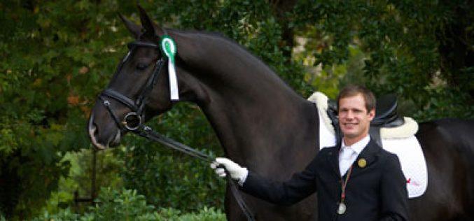 Resultados dos Critérios de Cavalos Novos de Dressage 2014