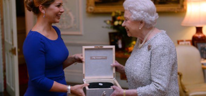 HM Queen Elizabeth II receives inaugural FEI Lifetime Achievement award