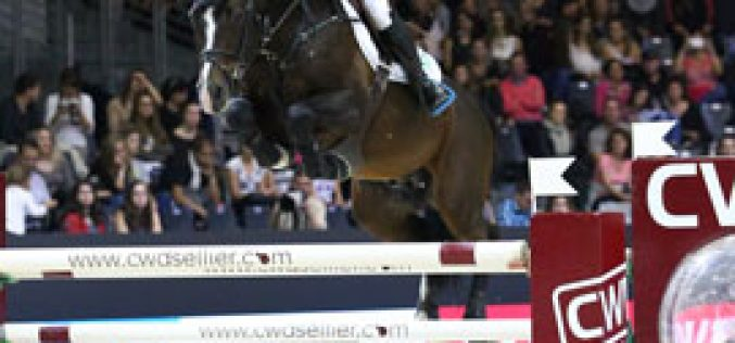 Rolf-Göran Bengtsson com Casall Ask regressa às vitórias em Lyon (VÍDEO)
