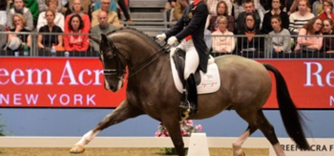 Nominated Riders announced for Jumping, Dressage and Driving including three World Number Ones