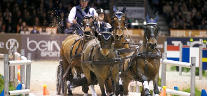 FEI World Cup™ Driving: the stage is set for an exciting 14th season