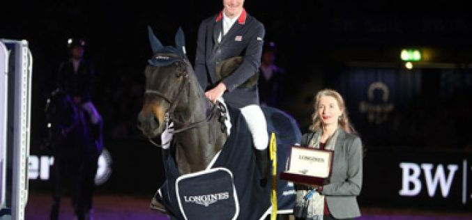 William Whitaker is the conqueror at Stuttgart (VIDEO)