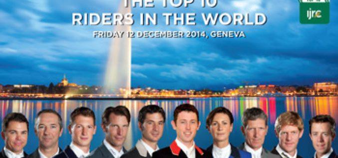 The World's finest riders gather in Geneva