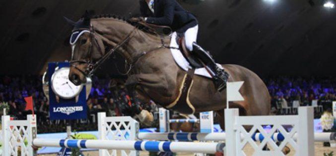 Pieter Devos mostra boa forma em Mechelen