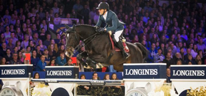 Qlassic victory for Delestre at Longines leg in Mechelen (VIDEO)