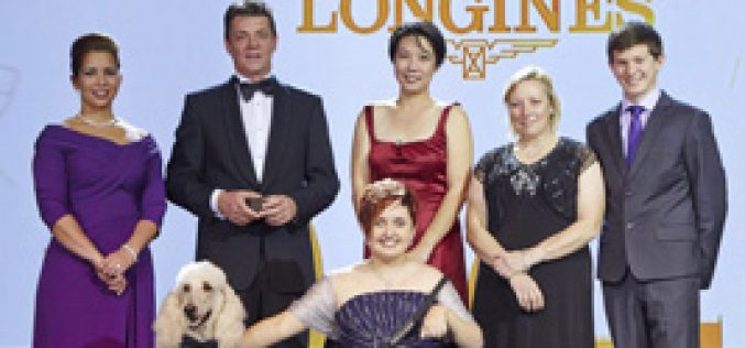 Equestrian heroes celebrated at FEI Awards Gala 2014 presented by Longines