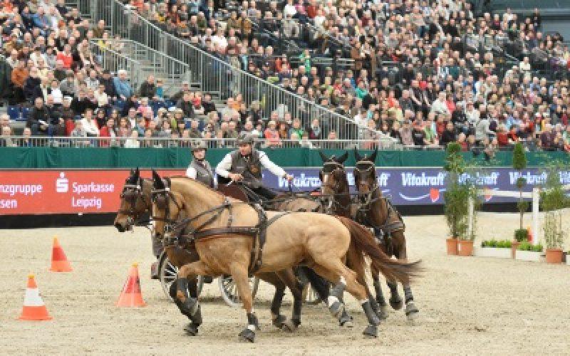 Koos de Ronde flies to victory in Leipzig