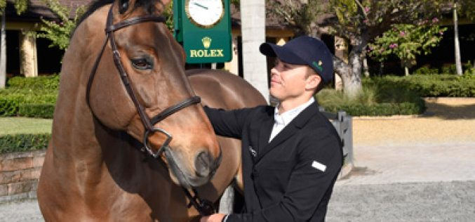 Kent Farrington planning for continued Show Jumping success