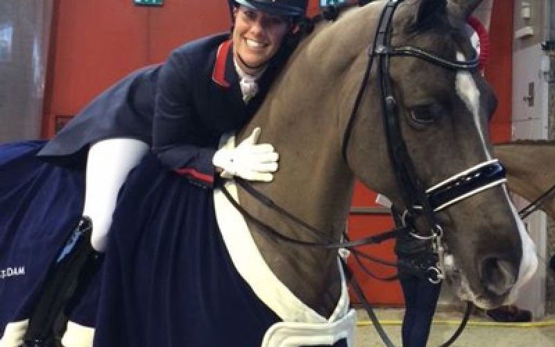 Charlotte Dujardin Joins Brooke USA as Global Ambassador
