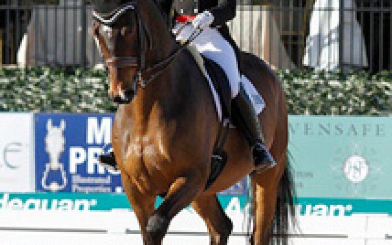 Belinda Trussel Top AGDF 7 FEI Grand Prix Special (VIDEO)