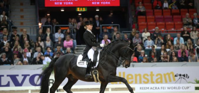 Another glorious win in Gothenburg for Jessica von Bredow-Werndl (VIDEO)