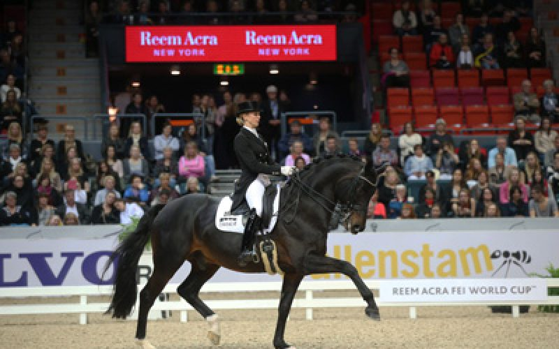 Another glorious win in Gothenburg for Jessica von Bredow-Werndl (VIDEO)