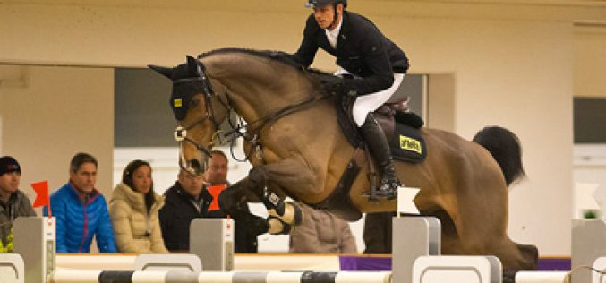 Start to finish victory by Marco Kutscher in the GLOCK's Perfection Tour