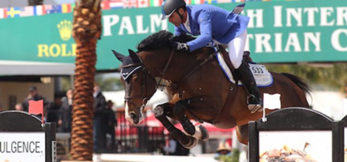 Doda and AD Amigo  Victorious in the Speed Class in Palm Beach