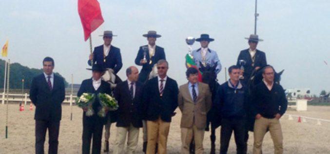 Resultados: 1ª Jornada do Campeonato Regional Centro de Equitação de Trabalho — Azambuja