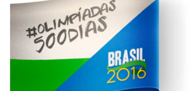 Faltam 500 dias para os Jogos Olímpicos do Rio