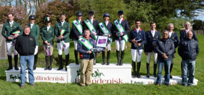 FEI Nations Cup™ Eventing 2015: British team chalk up first victory