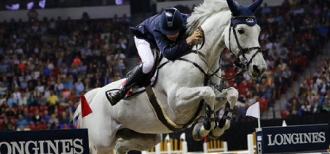 Las Vegas: Bertram Allen and Molly Malone V Speed to the Lead