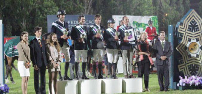 CSIO3* Lisboa: Espanha ganha a Taça das Nações