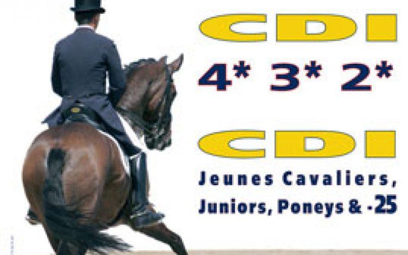 CDI4* Compiègne: 4 Cavaleiros Portugueses inscritos