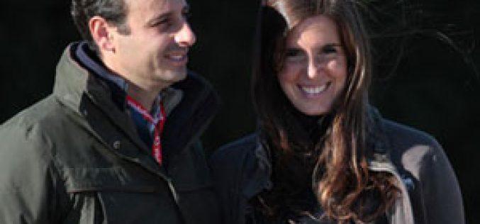 Maria Pais do Amaral casou-se com Rodrigo Torres
