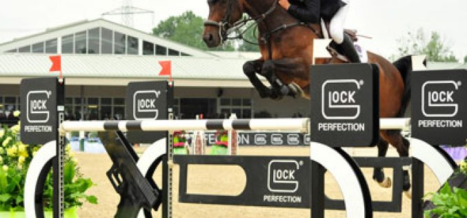 Gert Jan Bruggink triumphs in the Gaston Glock's Grand Prix Magna Racino