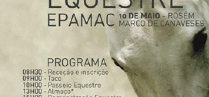 V Encontro Equestre EPAMAC