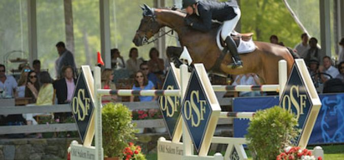 Mclain Ward and Carlos Z win the Empire State Grand Prix