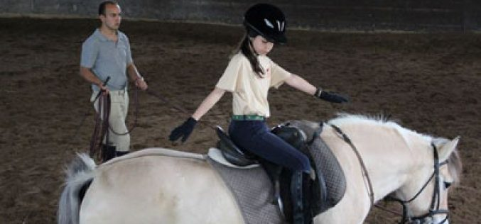 Férias a cavalo no Real Picadeiro