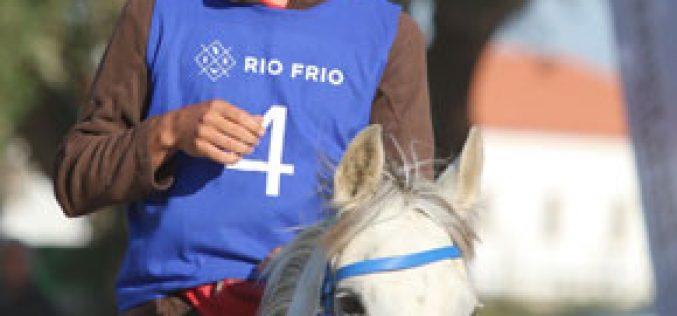 Triunfo de João Moura no CEI em Rio Frio