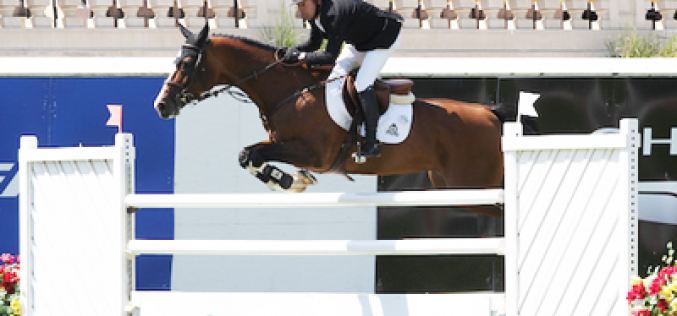Eric Lamaze wins Cargill Cup at Spruce Meadows 'Canada One' Tournament