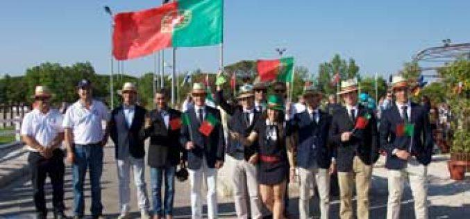Europeu de Dressage: Os 6 cavalos portugueses passam no vet-check em Vidauban
