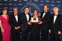 HRH Princess Haya honoured with 2015 Longines Ladies Award