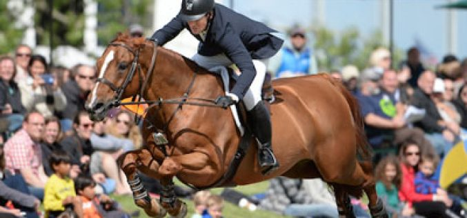 McLain Ward and Rothchild Repeat Victory in CP Grand Prix
