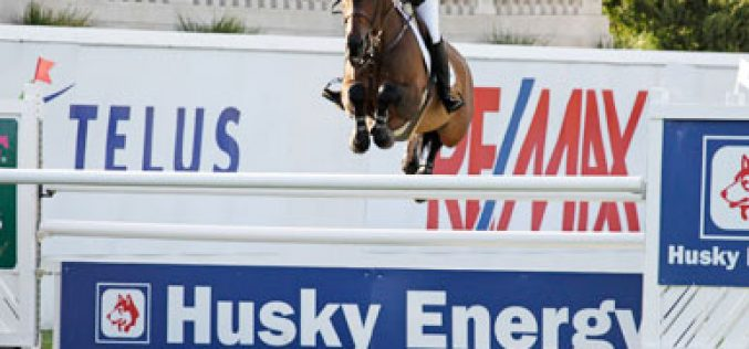 Tiffany Foster takes $85,000 Husky Energy Classic at Spruce Meadows